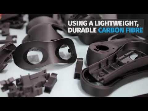 3Dprint functional autonomous robots - Markforged
