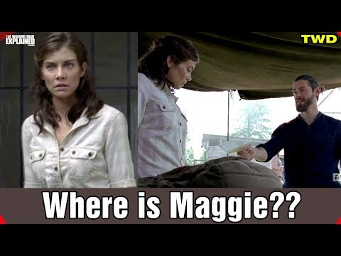 TWD Where is Maggie?