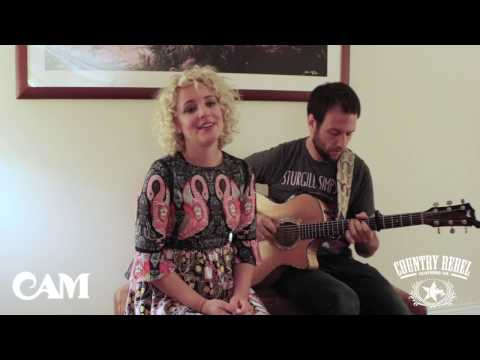 Cam - Burning House - Live Country Rebel Session