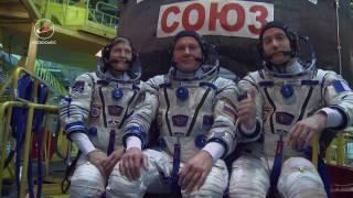 МКС  юбилейная экспедиция