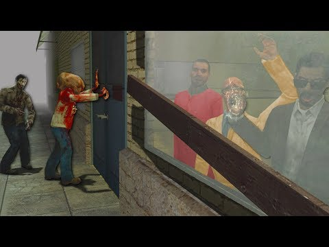 ZOMBIE SURVIVAL IN SILENT HILL? - Garry's Mod Gameplay - Gmod Zombie Survival