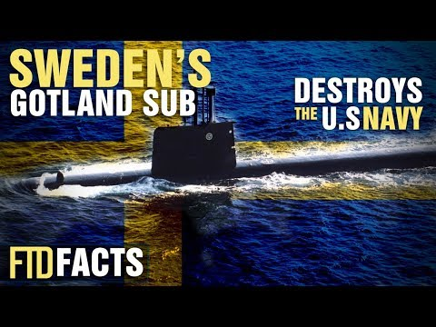 10+ Incredible Facts About Sweden's GOTLAND Submarine