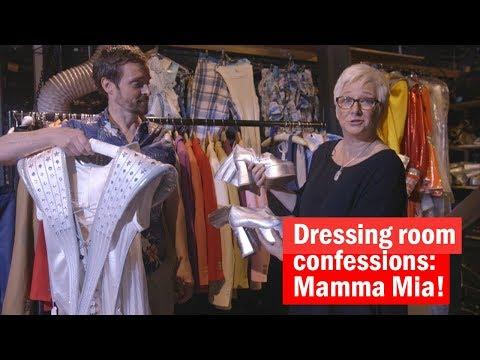 Behind the scenes at Mamma Mia! The Musical | Dressing room confessions | Time Out London