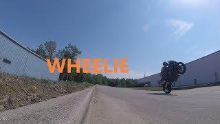 CBR650F Mod Part #2 + Wheelie Practice