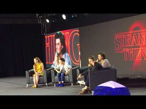 Stranger Things 2 Cast Q&A With the Fans | AsiaPOP Comic Con Manila 2017