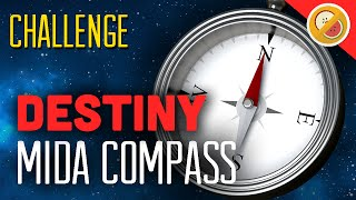 "DESTINY CHALLENGE ""MIDA Compass"" Crucible Restraints (Funny Moments)"
