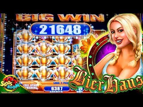 Bier Haus LIVE BONUS!!! 1c Wms Slot In Soboba Casino