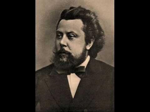 Mussorgsky's Promenade Pictures at an Exhibition