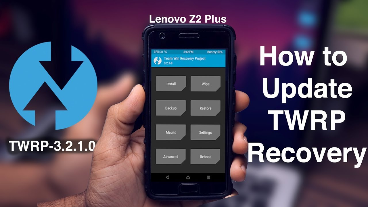 Lenovo Z2 Plus Treble Twrp