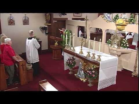 Daily Catholic Mass - 2017-09-10 - Fr. Wade Menezes
