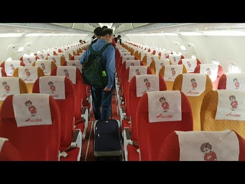 First Time by Air India Bangalore to Mumbai Flight Airbus A320   Trip Report/Travel Review