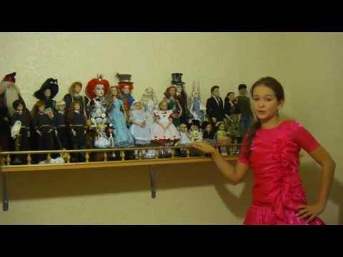 Gulnas Gulnaz/ Коллекция кукол/Тоннер/Tonner dolls collection