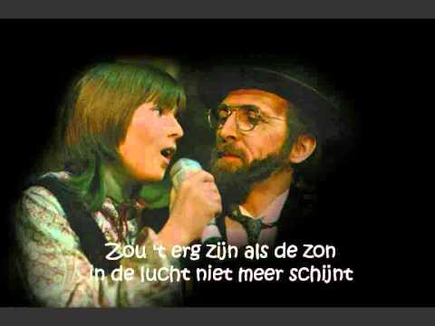 Wilma & Vader Abraham - Zou Het Erg Zijn, Lieve Opa (Karaoke-versie)