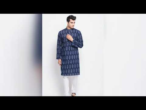 Latest collections men wear kurta 2018 / stylish simple wear kurta /designer kurta collection 2018