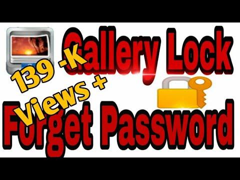 Gallery Lock | Photo Lock App | Hide Pictures & Video | Forget Password