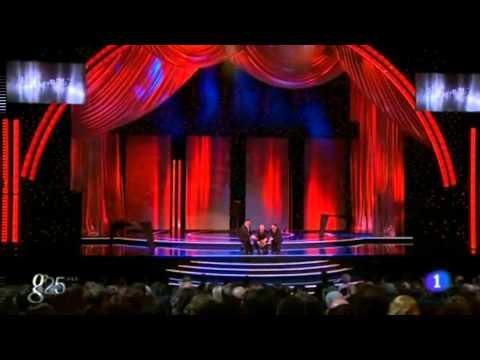 Presentación Mejor Canción Original ( Premios Goya 2011)