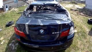 Разборка  BMW 5 F10 09-13