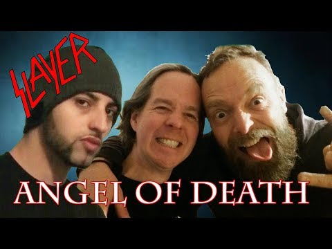 Slayer  - Angel of Death -  full band cover