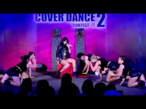 150614 The Empress cover KPOP - GOD (JIMIN N J.DON) @Esplanade Cover Dance #2 (Audition)