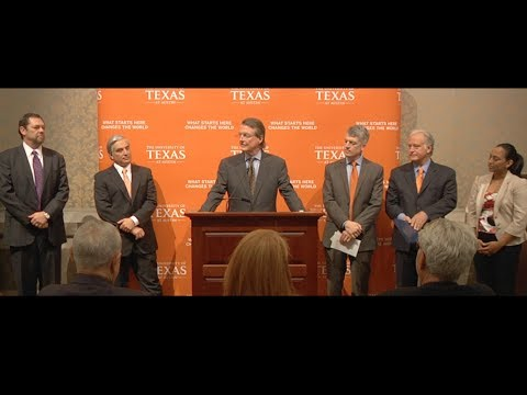 Dr. Clay Johnston: Inaugural Dean of UT Austin's Dell Medical School
