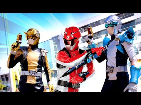 Могучие рейнджеры: Звероморферы 11 серия. Оружия преданного. Сериал про супергероев