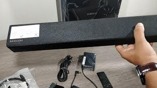 Samsung Sound Bar HW-M360 Unboxing Unboxing And Review Of Samsung Sound Bar HW-M360