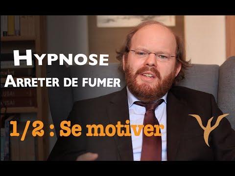 Hypnose : Se motiver pour arrêter de fumer