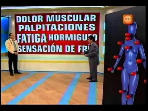 Dr. TV Perú (19-05-2015) - B1 - 1 Tema del Día: Fibromialgia