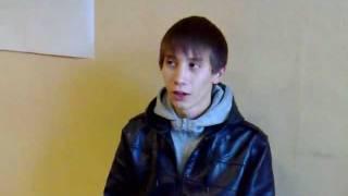 """""""Высоцкий. Спасибо, что живой""""_пацан про фильм _2011г."""