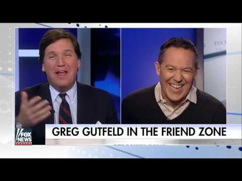 [ Tucker Porn ] Greg Gutfeld in The Friend Zone