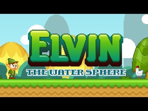 Elvin: The Water Sphere /Android Gameplay HD
