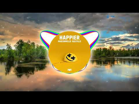 marshmello-ft.-bastille---happier-(bass-boosted)