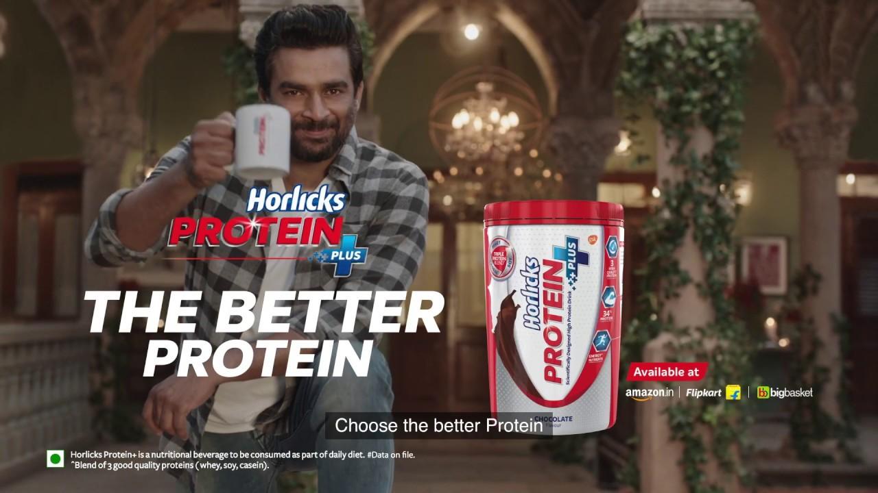 Horlicks Protein+