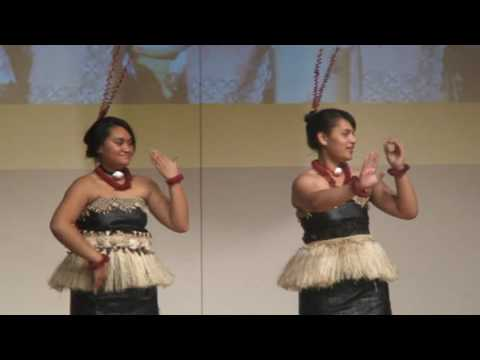 Baradene School Culture Night - Tonga Group
