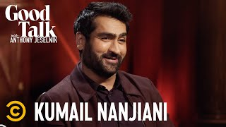 How Hugh Grant Inspired Kumail Nanjiani to Do Stand-Up - Good Talk with Anthony Jeselnik