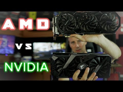AMD Vs. Nvidia Image Quality - Does AMD Give out a BETTER Picture..?!