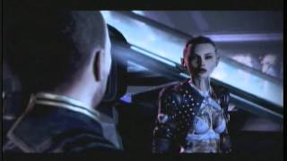 Mass Effect 3 - Talk With Jack In Purgatory (Romanced)