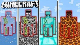 Minecraft Mod - ÇILGIN GOLEMLER