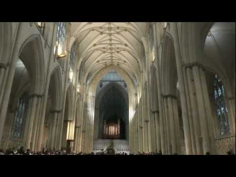 York Early Music Festival 12th July 2012. First video of two.
