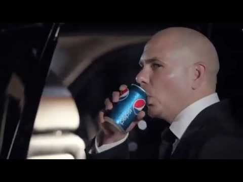 Pitbull Pepsi - Downtown Miami, FL Commercial