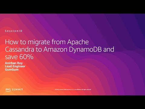 How to Migrate from Apache Cassandra to Amazon DynamoDB and Save 60%