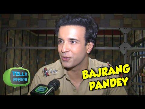 FIR's Aamir Ali Aka Bajrang Pandey's Special Shoot On Eid - EXCLUSIVE INTERVIEW