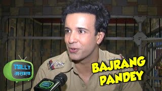 FIR's Aamir Ali Aka Bajrang Pandey's Special Shoot On Eid - EXCLUSIVE INTERVIEW