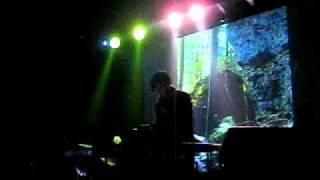 """Pantha Du Prince """"Satellite Sniper"""" Live in SF, CA (09/18/10)"""