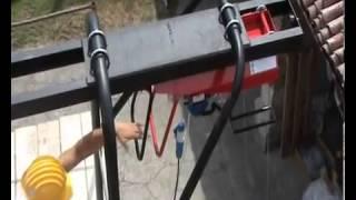 подъемник строительный 1000кг SPEKTRUM ПГС-1 кран в окно(, 2012-12-03T15:02:28.000Z)