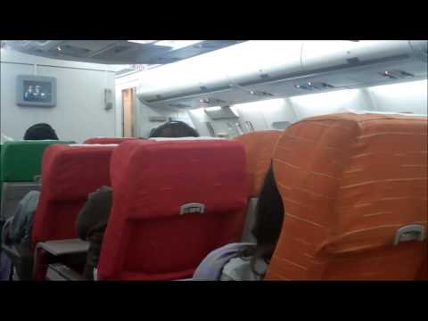 Real footage Flight Malaysia Airlines MH 370