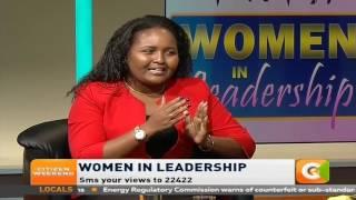 Women in Leadership: Naisula Lesuda - Nominated Senator