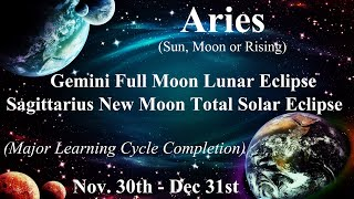 ♈️Aries ~ Out of Lack into Abundance! ~ Eclipse Reading