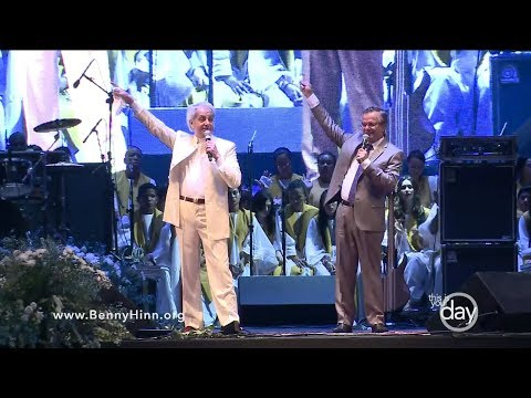 48 Hours In The Life Of Jesus P1 - A Special Sermon From Benny Hinn