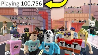 THIS IS A ROBLOX WORLD RECORD IN JAILBREAK..
